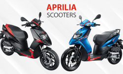 Aprilia Scooters Price in Nepal: Features and Specs